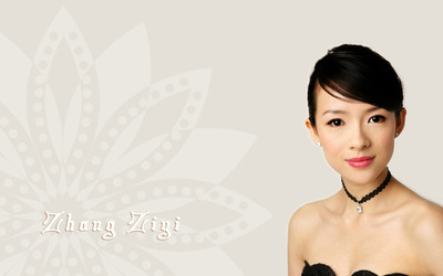 Zhang Ziyi [6] wallpaper