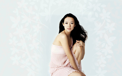 Zhang Ziyi [4] wallpaper