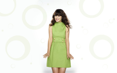 Zooey Deschanel [31] wallpaper