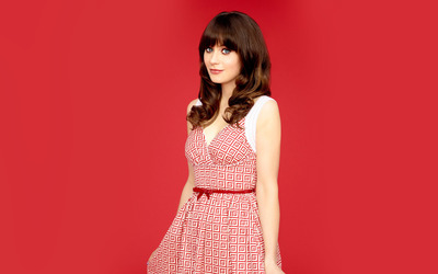 Zooey Deschanel [14] wallpaper