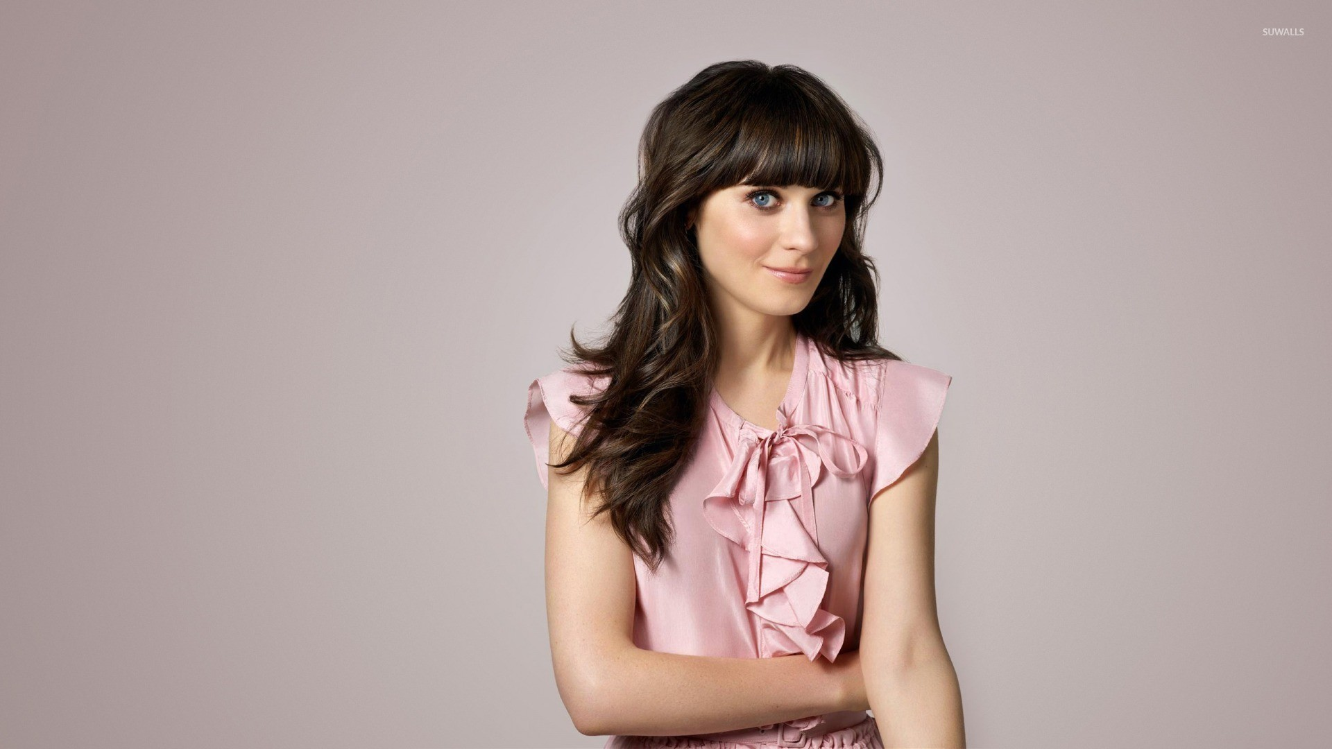 zooey deschanel hot 1920 - photo #7