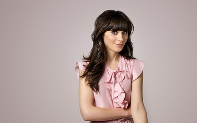Zooey Deschanel [26] wallpaper