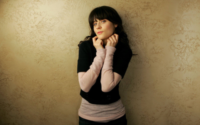 Zooey Deschanel [6] wallpaper