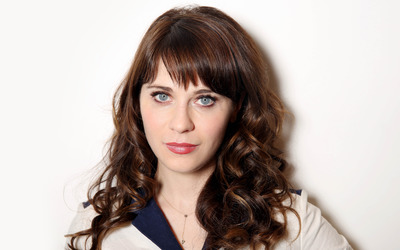 Zooey Deschanel [28] wallpaper