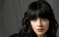 Zooey Deschanel wallpaper 2560x1600 jpg