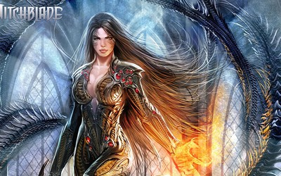 Amazing Witchblade wallpaper