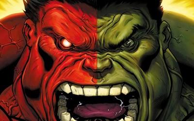 Angry Hulk wallpaper