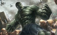 Angry Hulk [2] wallpaper 1920x1080 jpg
