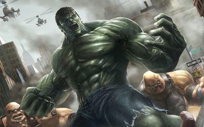Angry Hulk [2] wallpaper