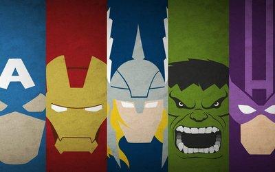 Avengers [2] wallpaper
