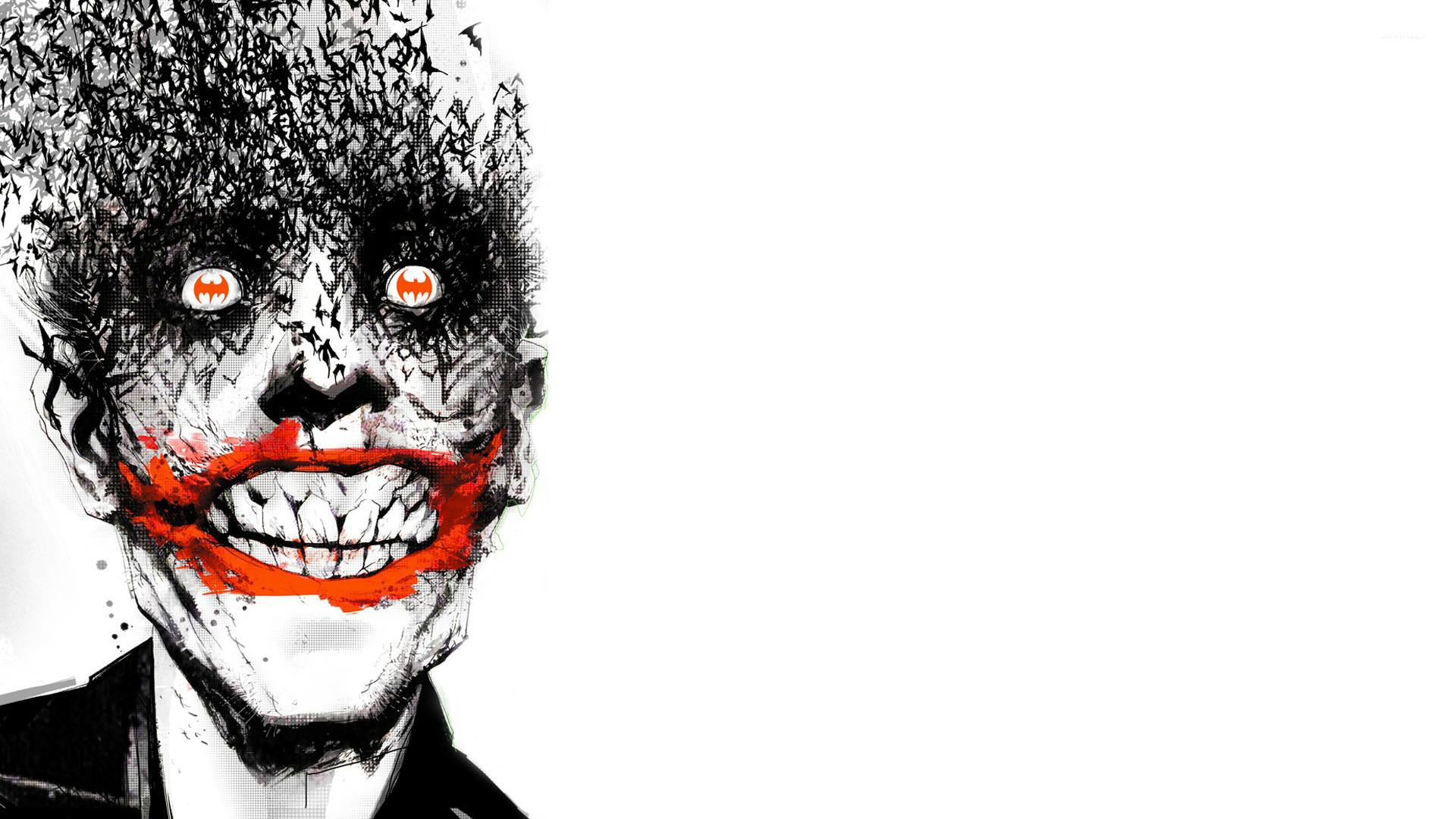 Batface Joker Wallpaper