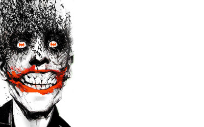 Batface Joker wallpaper