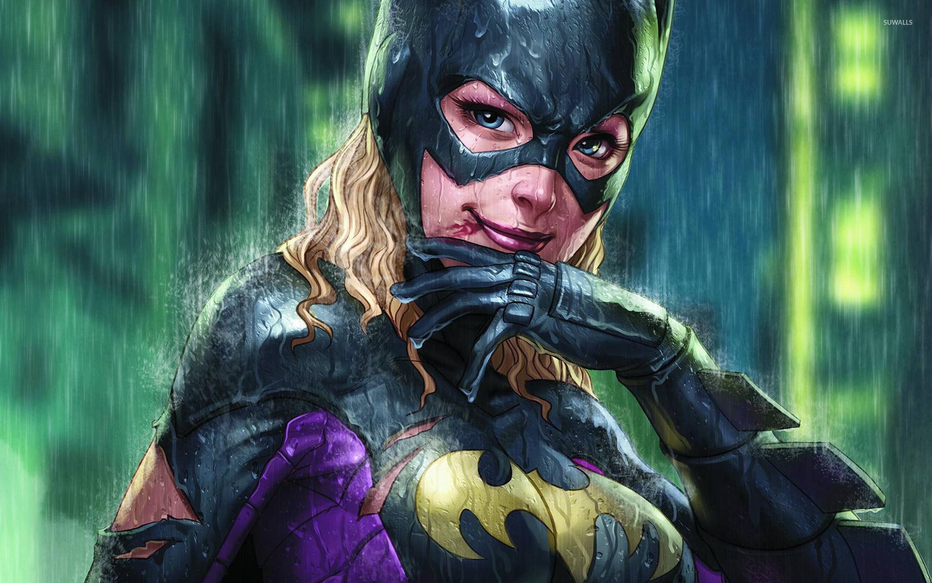 batgirl from dc comics wallpaper - photo #6