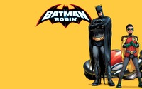 Batman and Robin wallpaper 1920x1080 jpg