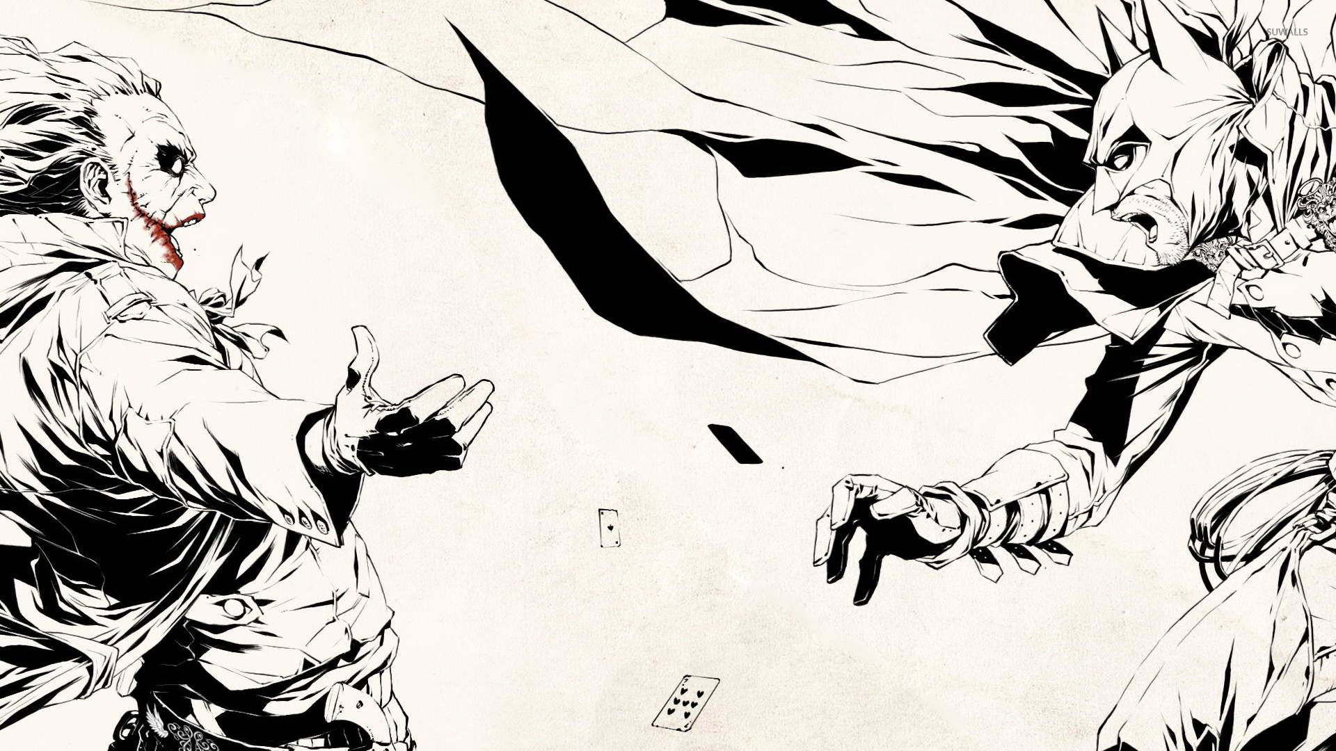 batman vs joker essay Batman vs spiderman comparison spiderman and batman are two of the most famous superheroes in comic book history while spiderman actually has supernatural powers.