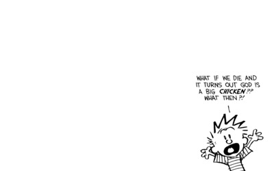 Calvin [3] wallpaper