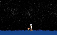 Calvin and Hobbes [3] wallpaper 1920x1200 jpg
