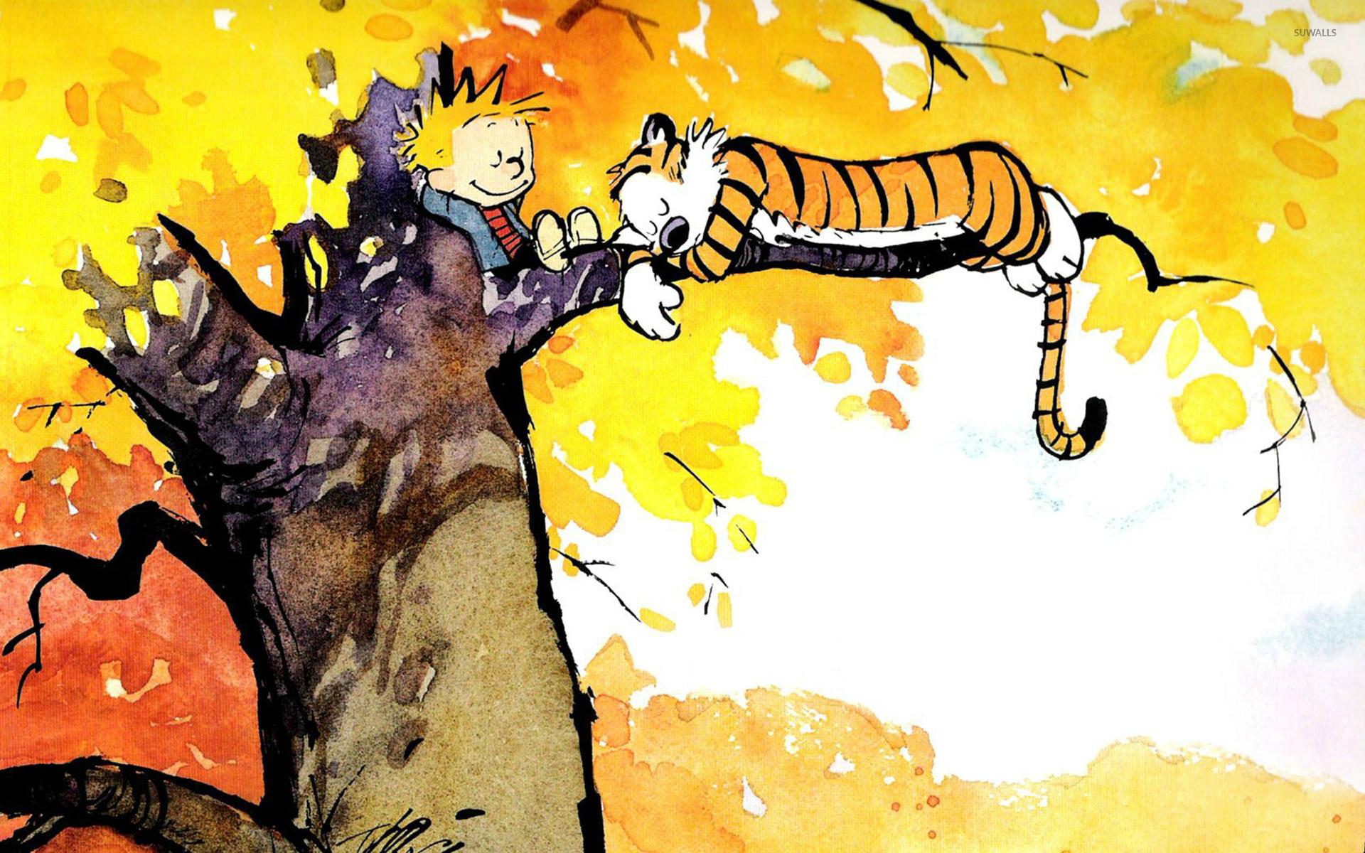 Calvin And Hobbes Wallpaper Comic Wallpapers 14409