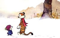 Calvin and Hobbes [10] wallpaper 1920x1080 jpg