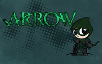Cute little Green Arrow wallpaper 1920x1080 jpg