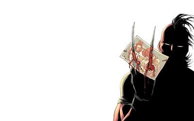 Daken - Dark Wolverine wallpaper