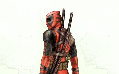 Deadpool [2] wallpaper