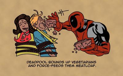 Deadpool [7] wallpaper
