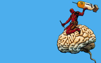 Deadpool [4] wallpaper