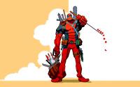 Deadpool [9] wallpaper 2560x1600 jpg
