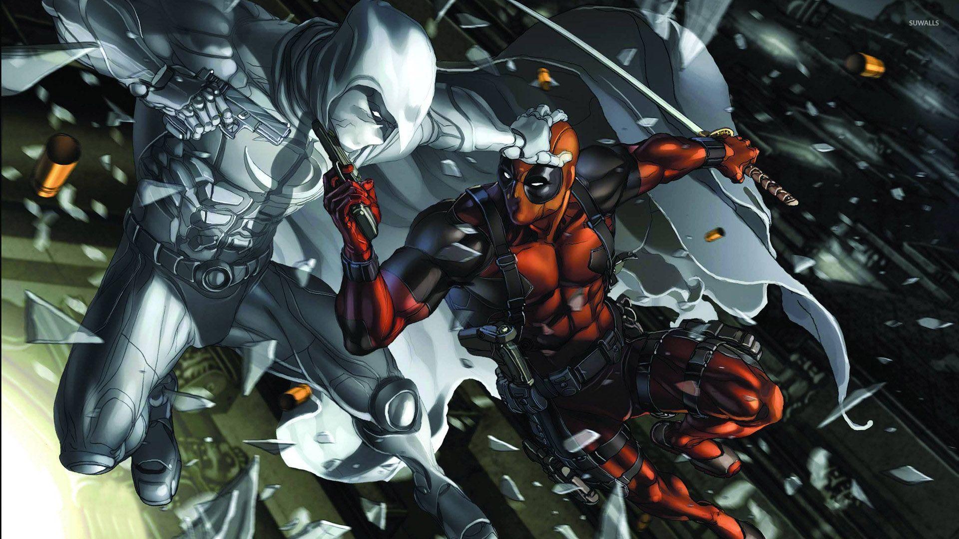 Deadpool 5 Wallpaper 1920x1080 Jpg