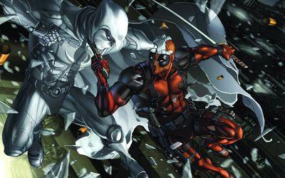 Deadpool [5] wallpaper