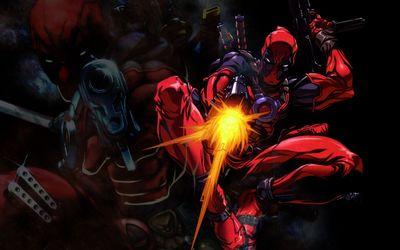 Deadpool [11] wallpaper