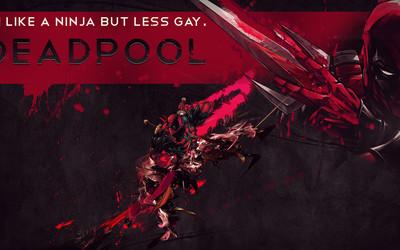 Deadpool [8] Wallpaper