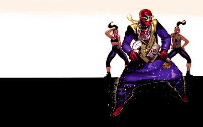 Deadpool dance wallpaper