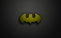 Green Batman logo wallpaper 1920x1080 jpg
