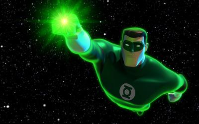 Green Lantern [4] wallpaper