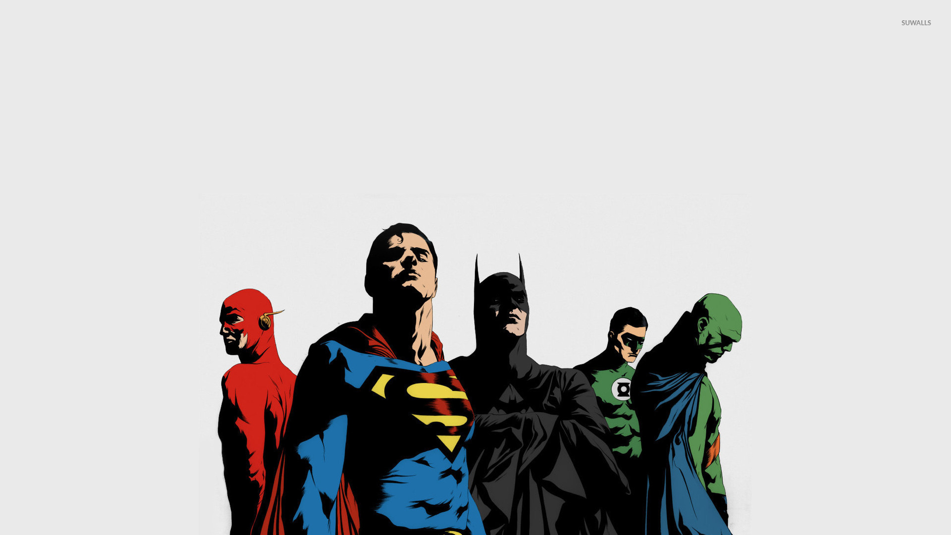 Justice League Wallpaper Comic Wallpapers 16118