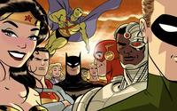 Justice League [2] wallpaper 2560x1440 jpg