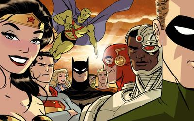 Justice League [2] wallpaper