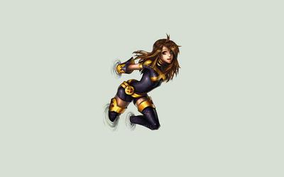 Kitty Pryde - X-Men wallpaper