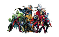 Marvel characters wallpaper 2880x1800 jpg