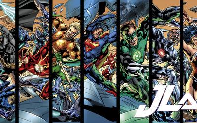 Justice League [3] wallpaper