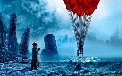 Romantically Apocalyptic wallpaper