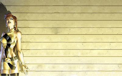 Silk Spectre - Watchmen wallpaper