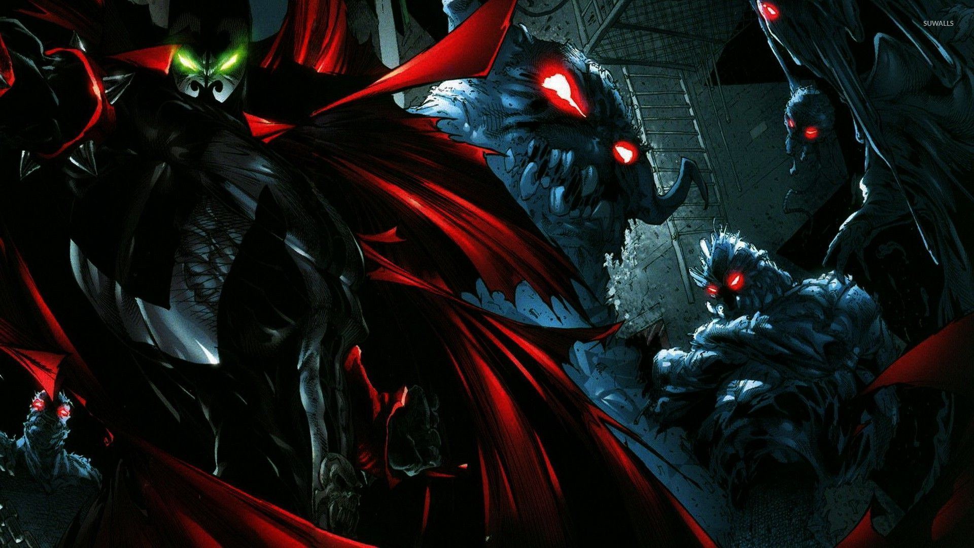 spawn wallpapers 1920x1080 - photo #19