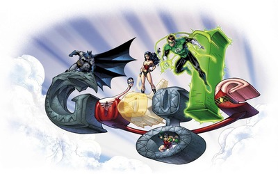 Superheroes [2] wallpaper