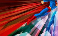 Superman mosaic wallpaper 1920x1200 jpg