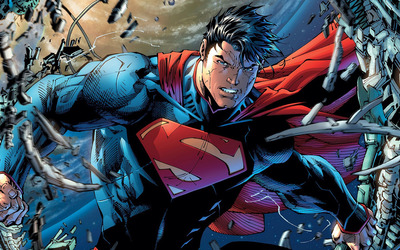 Superman Unchained [2] wallpaper