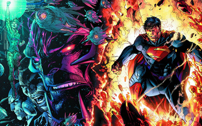 Superman Unchained wallpaper