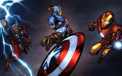 The Avengers [6] wallpaper